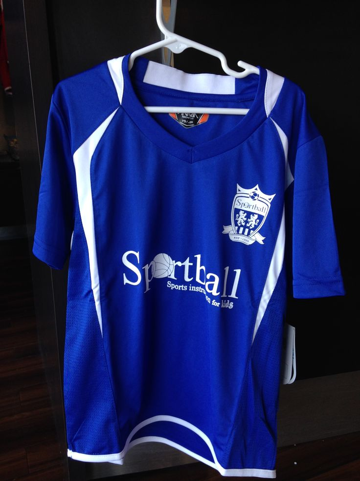 Register at our Sportball Scottsdale Gym TODAY to get your free Sportball Jersey!  www.sportball.us