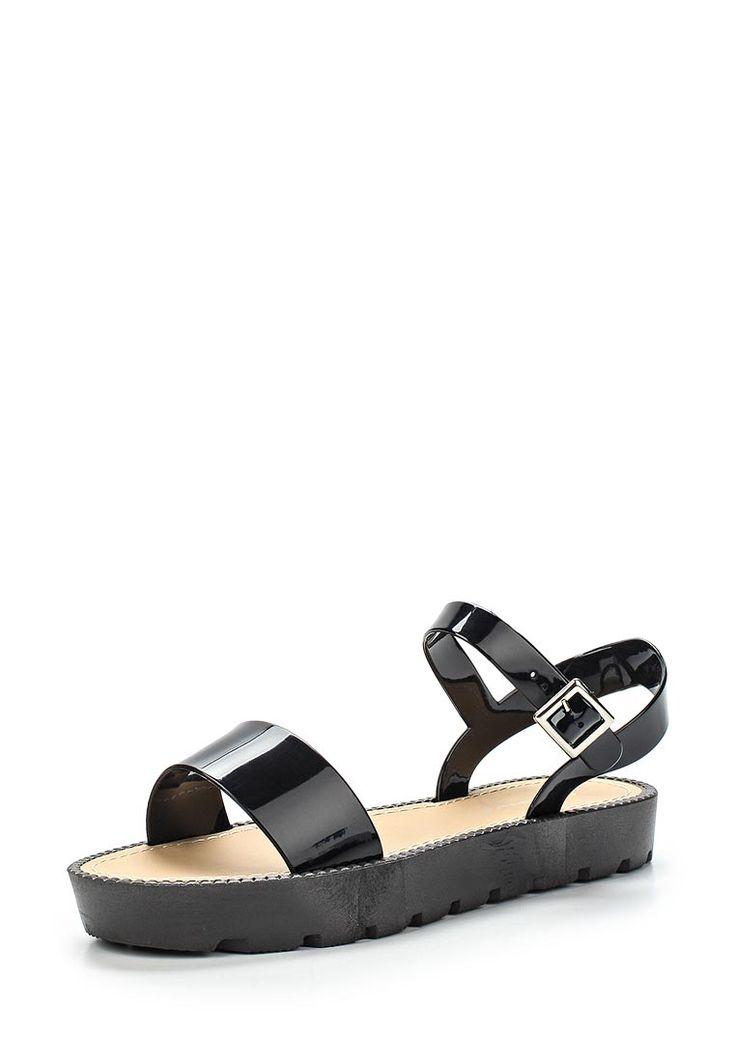 Женские сандалии на плоской подошве с ремешками от Coco Perla. Верх модели выполнен из искусствен...