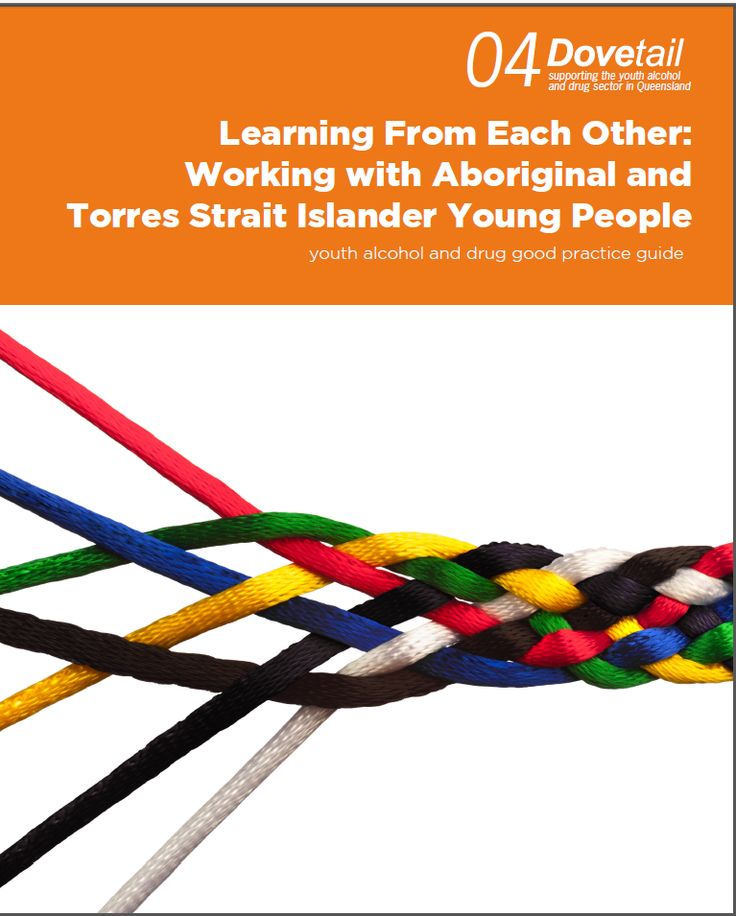 Good practice guide 04: Learning from each other: Working with Aboriginal and Torres Strait Islander Young People | Dovetail
