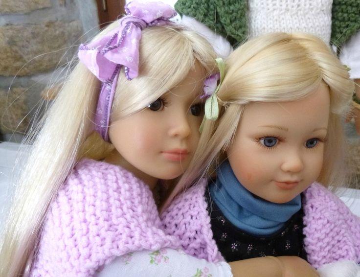 Kidz 'n' Cats dolls Grace and Marietta