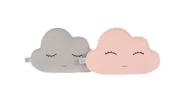 Kissen - Zwei Wolke Kissen, Plüschtier Wolke - ein Designerstück von prostoConcept bei DaWanda