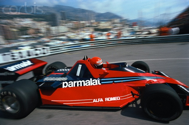 Alfa romeo f1 12