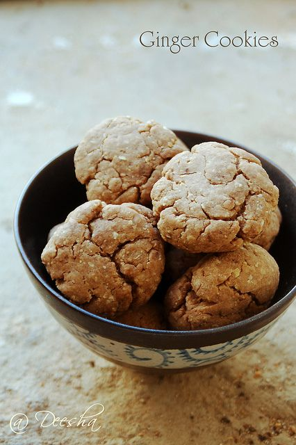 ... Cookies on Pinterest | Ginger Cookies, Chocolate Chip Cookies and