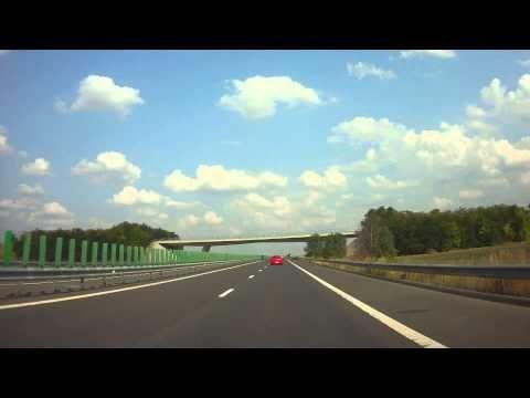 """A2 București - Fetești """"Autostrada Soarelui"""", Romania - YouTube"""