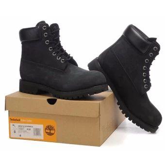จัดส่งฟรี  Fashion Hiking Boots For Timberland Women's High 10061 Black - intl  ราคาเพียง  5,212 บาท  เท่านั้น คุณสมบัติ มีดังนี้ Article Number 10061 Timberland boots Timberland boots men&women Timberland10061 Timberland hiking boots Hiking boots Fashion boots free shipping