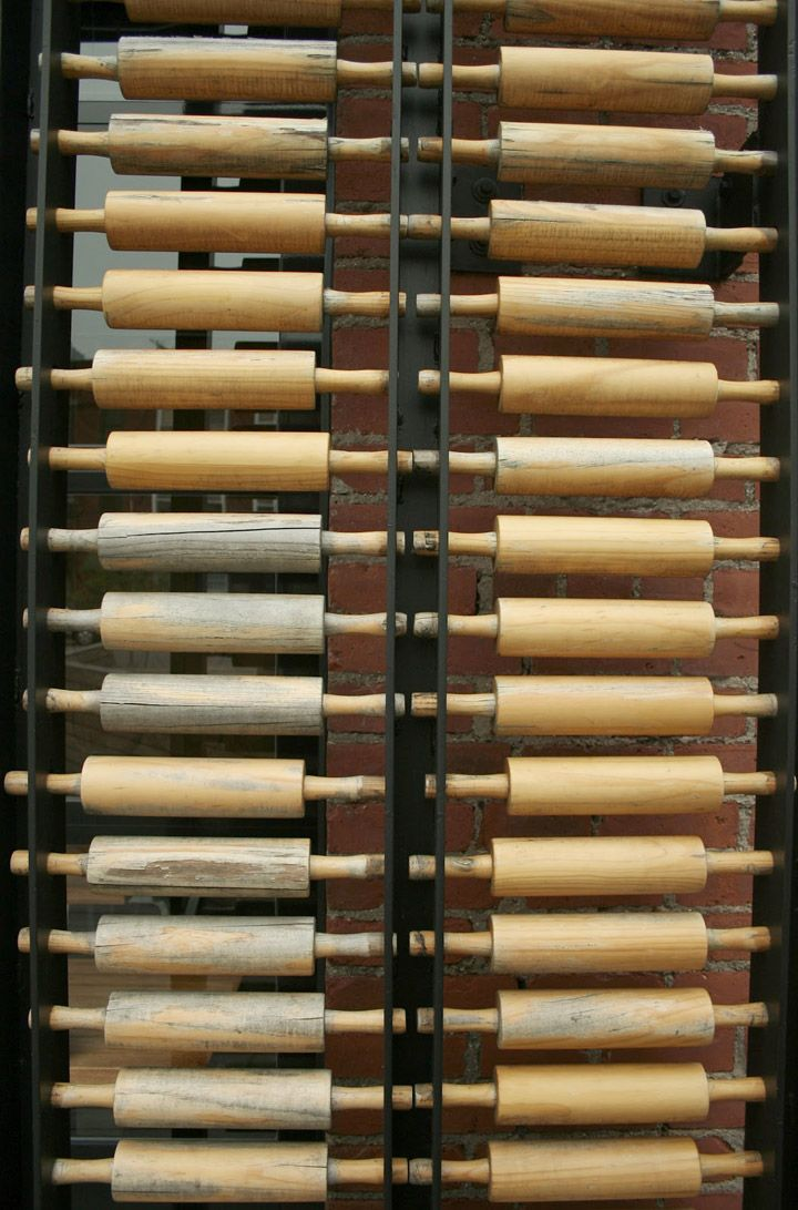 Breadbox Cafe New York 07 Breadbox Café by ODA Architecture, New York