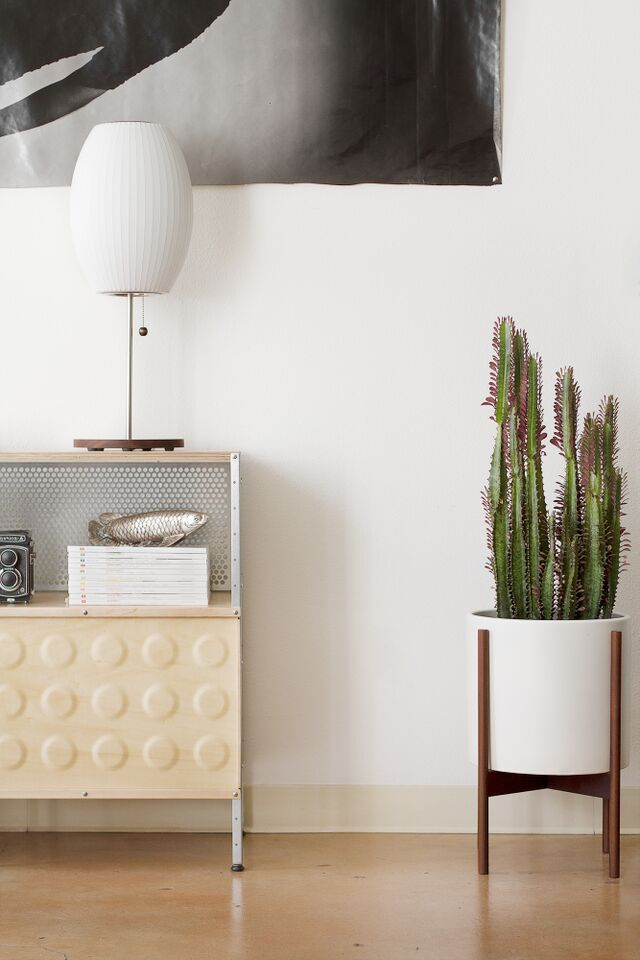 design classics lighting modern hanging globe. modernica case study ceramic cylinder with wood stand and storage unit photo by design classics lighting modern hanging globe