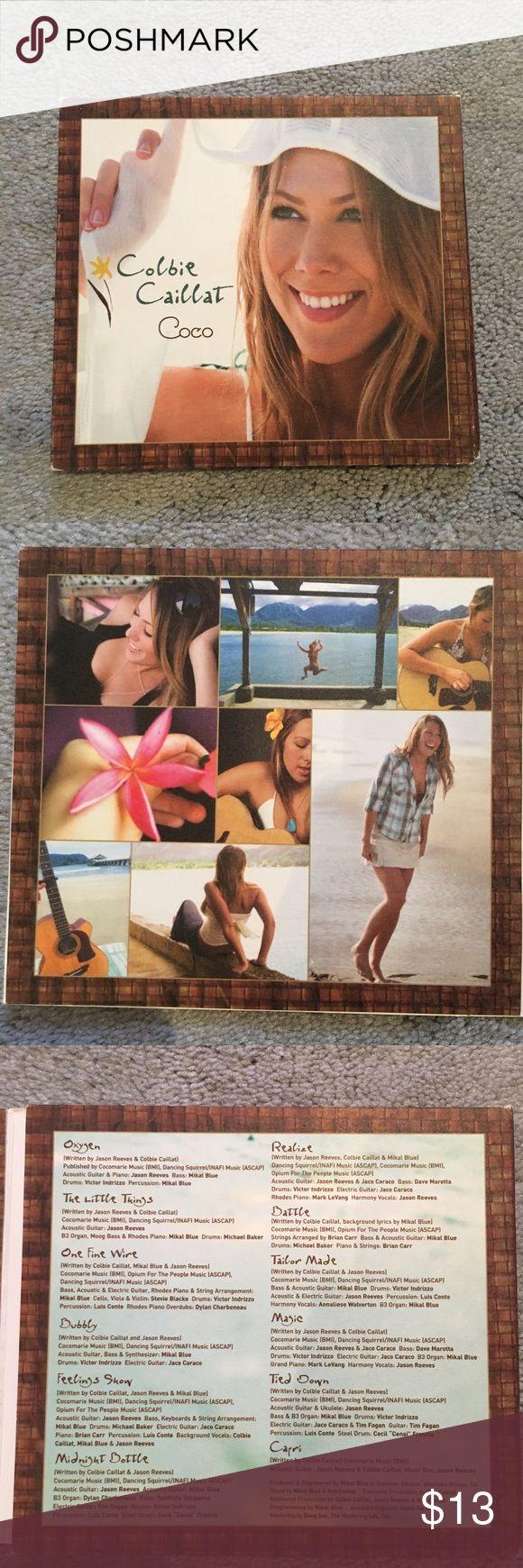 Colbie Caillat Coco CD Album A amazing classic CD Album from Colbie Caillat many years ago. Target Accessories