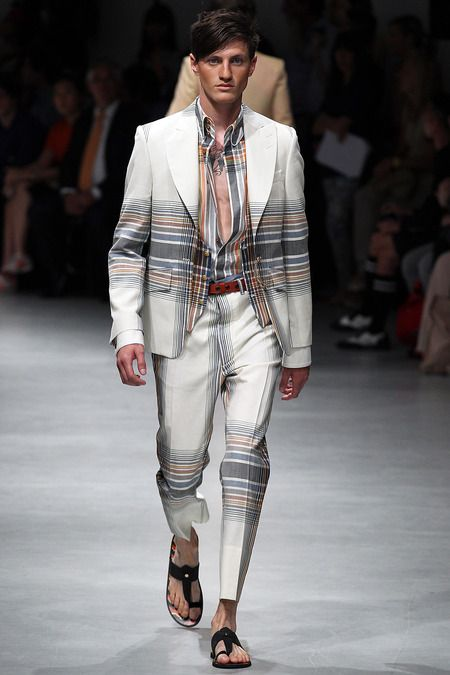 Vivienne Westwood   Spring 2014 Menswear Collection   Style.com