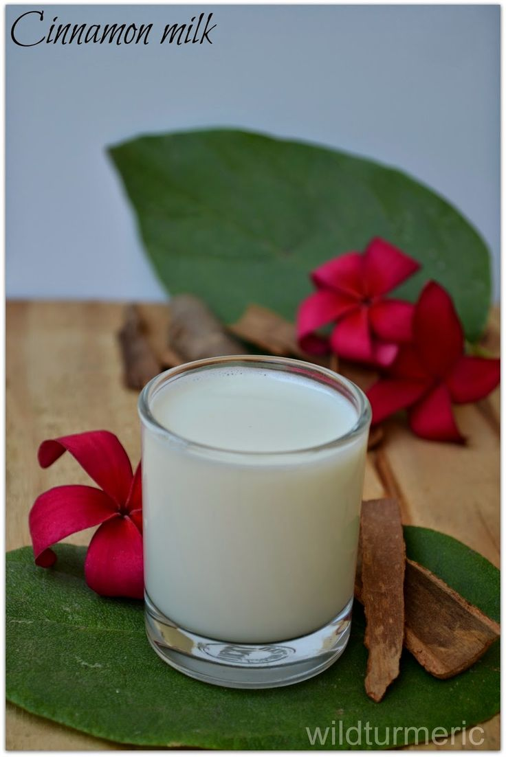 6 Amazing Health Benefits of Cinnamon Milk including for insomnia, digestion and sore throat + Recipe | wildturmeric