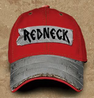 Redneck Duct Tape Baseball Hat Jeff Foxworthy Funny Redneck Hunting