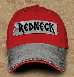 Redneck Duct Tape Baseball Hat Jeff Foxworthy Funny Redneck Hunting
