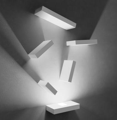 Applique Set LED / Set 6 modules Blanc - Vibia - Décoration et mobilier design avec Made in Design