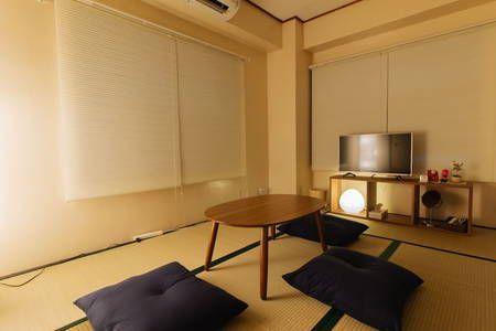 Airbnbで見つけた素敵な宿: Minimal Accommodation, Mid of TOKYO - 借りられるアパート - Shinjuku-ku