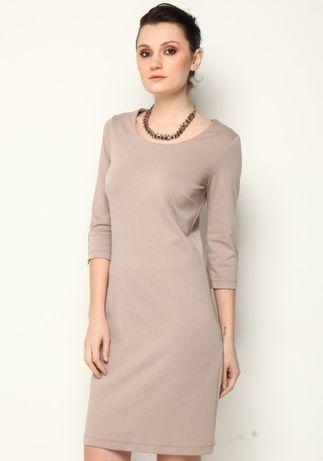 Sense Bej Elbise 19.99 TL ->http://bit.ly/1ri7g85