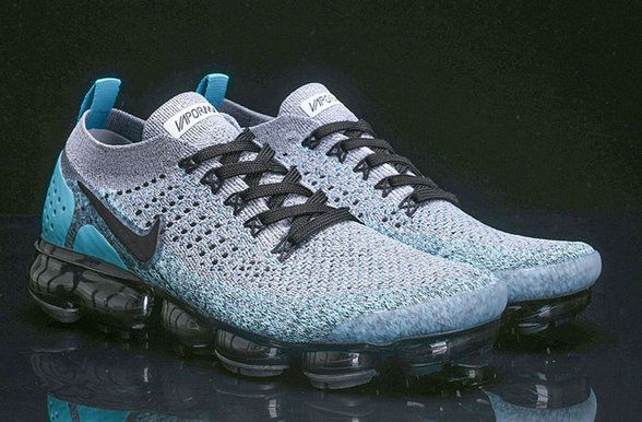 9d7d70c9d514e Nike Air Vapormax 2.0 Flyknit Dusty Cactus Hyper Jade 942842 104 Shoe