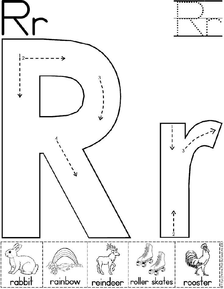 Printable Preschool Worksheets Letter R Preschool Worksheets Preschool Letters Printable Preschool Worksheets Kindergarten worksheets letter r