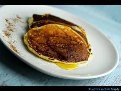 Kolorowa Kuchnia Magdy: Pancakes