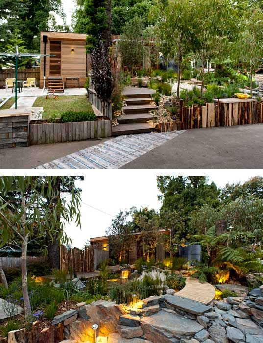 phillip johnson landscapes wins gold for their sustainable garden display at the mifgs 2012 - Garden Ideas 2012