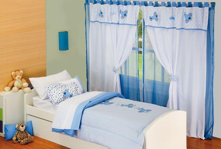 Resultado de imagen para decoracion de cortinas para dormitorios de niños