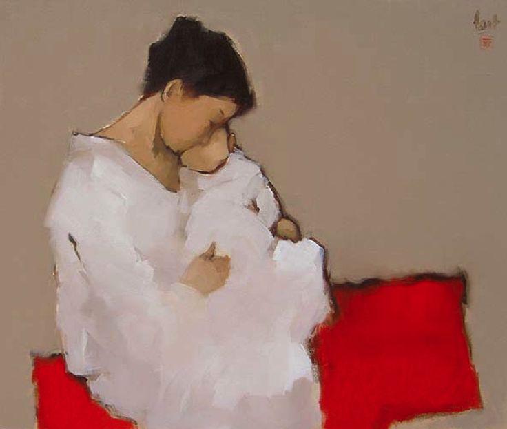 "Nguyen Thanh Binh (b.1954), ""The Mother"", 2009"