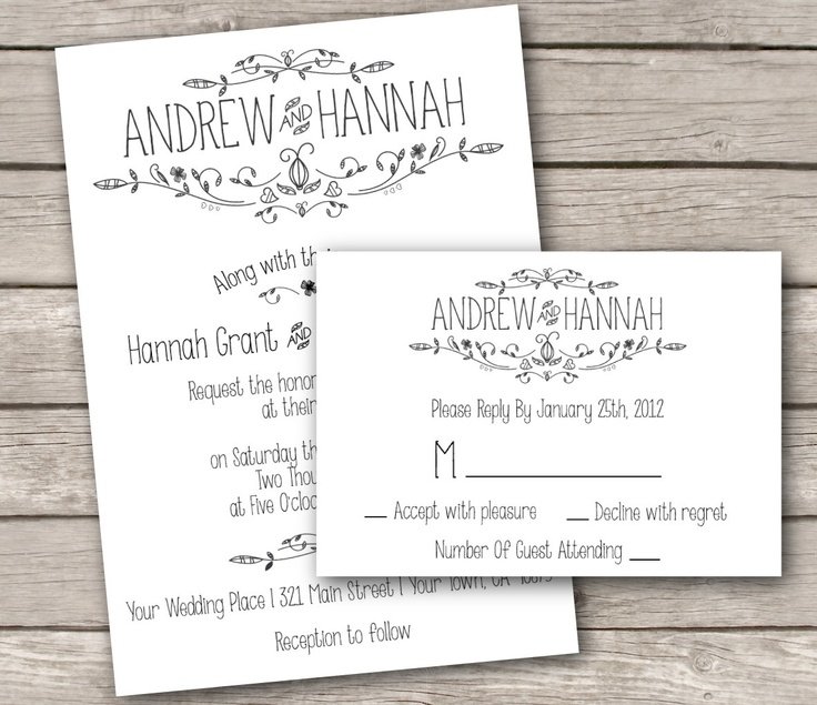 38 best Wedding images on Pinterest Personalized address stamp - fresh invitation letter for visa to usa parents