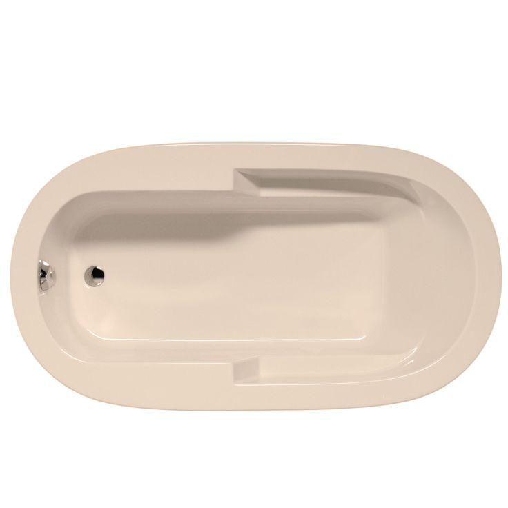 "Marco 72"" x 36"" Whirlpool and Air Jet Bathtub"