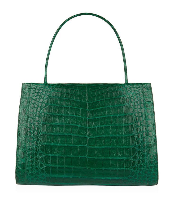 Nancy Gonzalez Medium Crocodile Wallis Tote Bag | Harrods.com