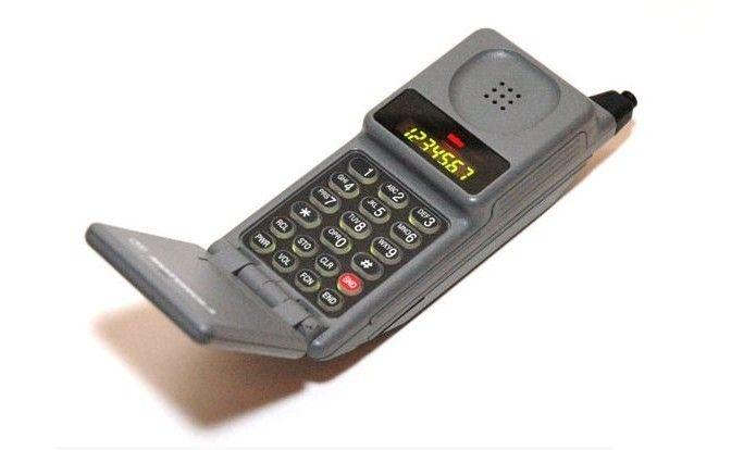 10 celulares que fizeram sucesso nos anos 90 e 2000.