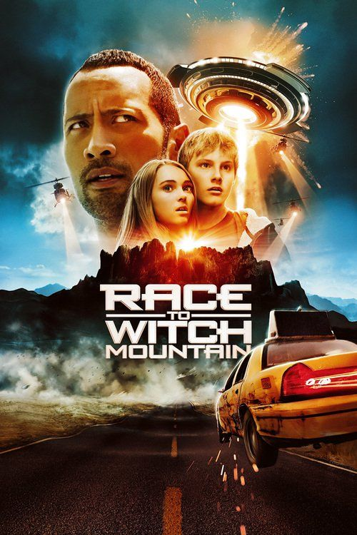Watch Race to Witch Mountain 2009 Full Movie Online Free