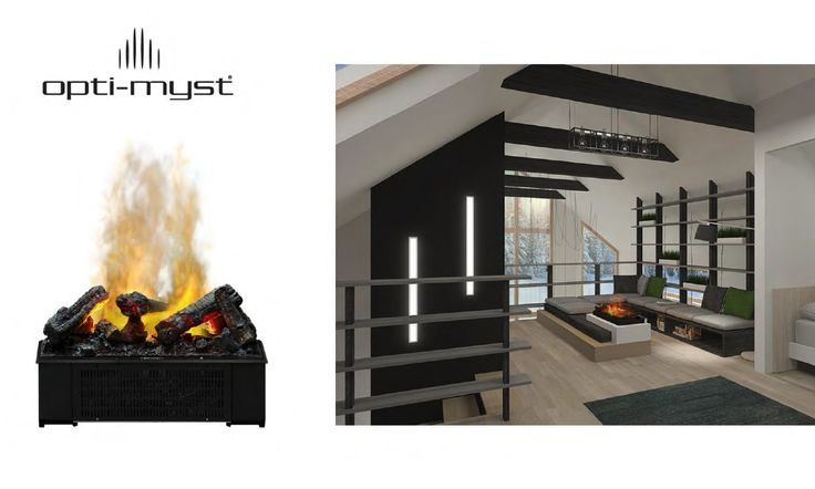 From the Opti-myst inspiration portfolio - the 360 degree electric fireplace experience! Viewed from any angle an Opti-myst cassette creates the MAGIC of flame and smoke with safe ultrasonic technology. Ask your local retailer about Dimplex Opti-myst. Find out more on our website: http://hubs.ly/H02D_yW0 #Optimyst #HomeDecor