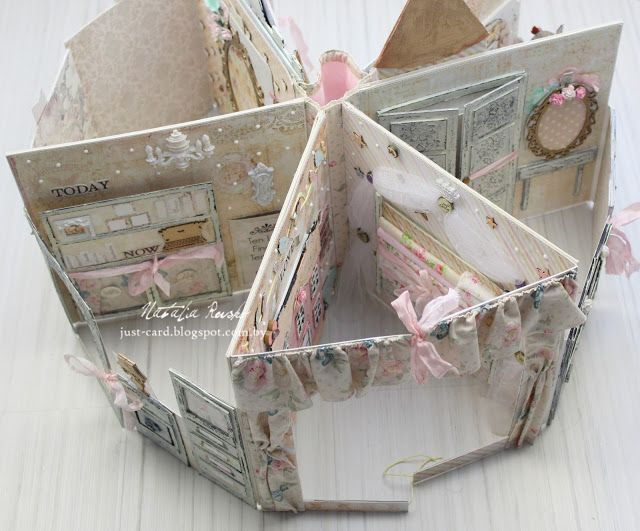 Just-Cards: Замок для принцессы. И про МК)
