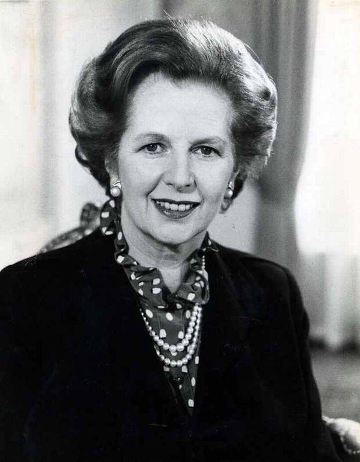 #Margaret Thatcher