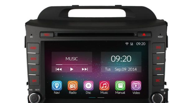 Quad Core 2 G RAM HD1024 * 600 Android 5.1 8  FOR Kia Sportage r 2010 2011 2012 DVD GPS Navi Radio Pc Wi-Fi support OBDll DVR 3 18 682,95 руб   /шт   Бесплатная доставка   Buy now!