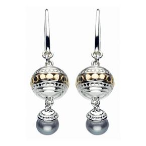 Kit Heath Globe Earrings