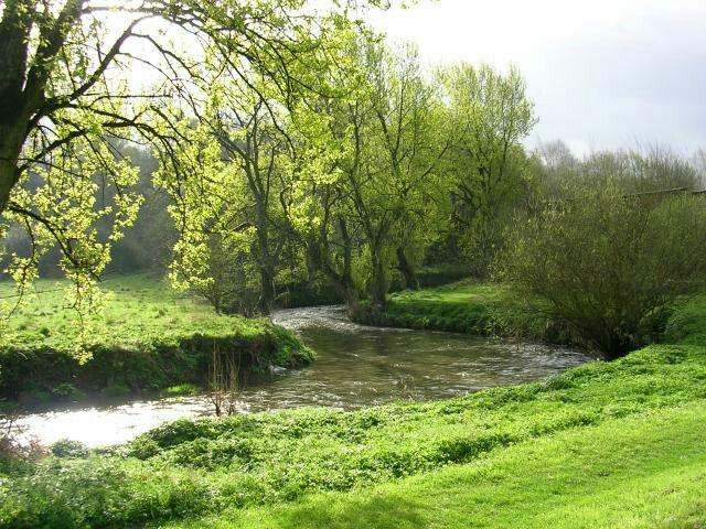 River Irk, Crumpsall, Manchester