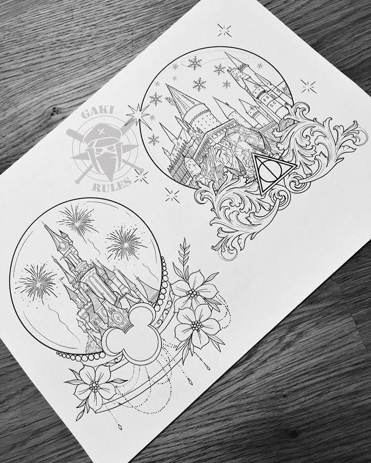 """2.945 Likes, 17 Kommentare – FLASH ADDICTED (@flash_addicted) auf Instagram: """"▫ … #tattoos"""