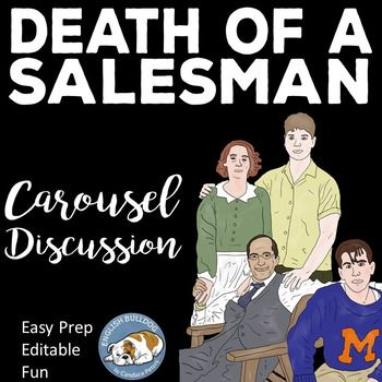 death of a salesman vocabulary Literacy skills teacher's guide for 1 of 3 death of a salesman by arthur miller book information  vocabulary crestfallen sad or .