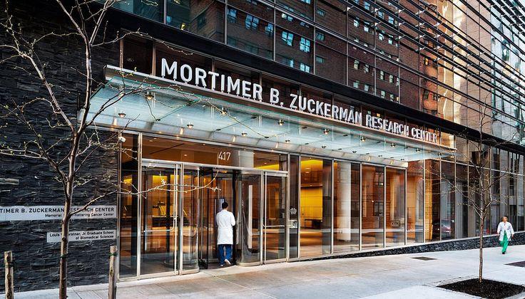 SOM | Memorial Sloan-Kettering Mortimer B. Zuckerman Research Center