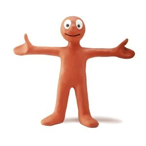 My favourite - Morph! He used to be on Tony Hart's art programme