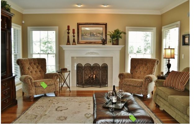 Best Living Room Wall Colours Fall Ceiling Design For 2017 Benjamin Moore Decatur Buff Color | Pinterest ...