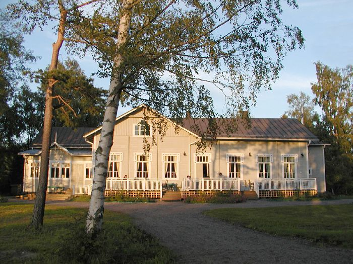 Koivurannan Kartano, Alavus, Sydänmaa.