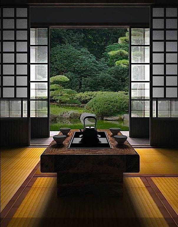 17 mejores ideas sobre dise o tradicional de casa japonesa for Jardin japones cursos