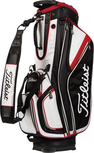Titleist Lightweight Staff Bag | Golf Galaxy