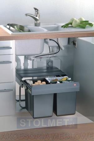 Les Meilleures Images Du Tableau Poubelles Pour Meuble Bas - Poubelle meuble de cuisine pour idees de deco de cuisine