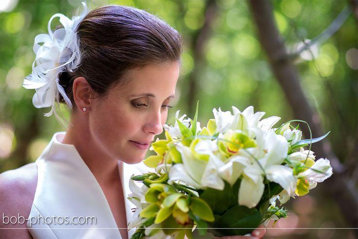 Bruidsboeket Witte Lelie bob-photos.com