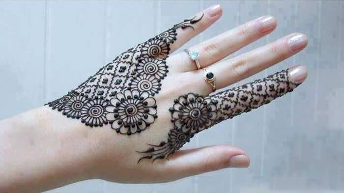 Crazy mehndi design for hand #mehndi #mehndidesign #henna #hennadesign #hennatattoo #hennaart #mehndiart