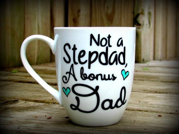 Stepdad Gifts For By Sammieslettering