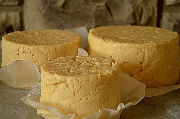 постный гороховый сыр
