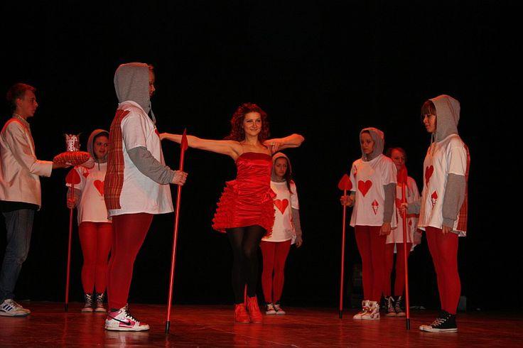 """""""Alicja w Kwidzynie Czarów"""", 25.01.2013 r., Teatr"""